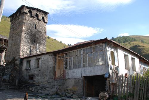 Machubi - donde vive Omar Kaldani